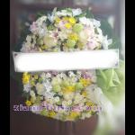 01981w  พวงหรีดดอกไม้  เริ่มต้น 3000 บ.