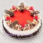 4067CAKE  Black Forest Cake