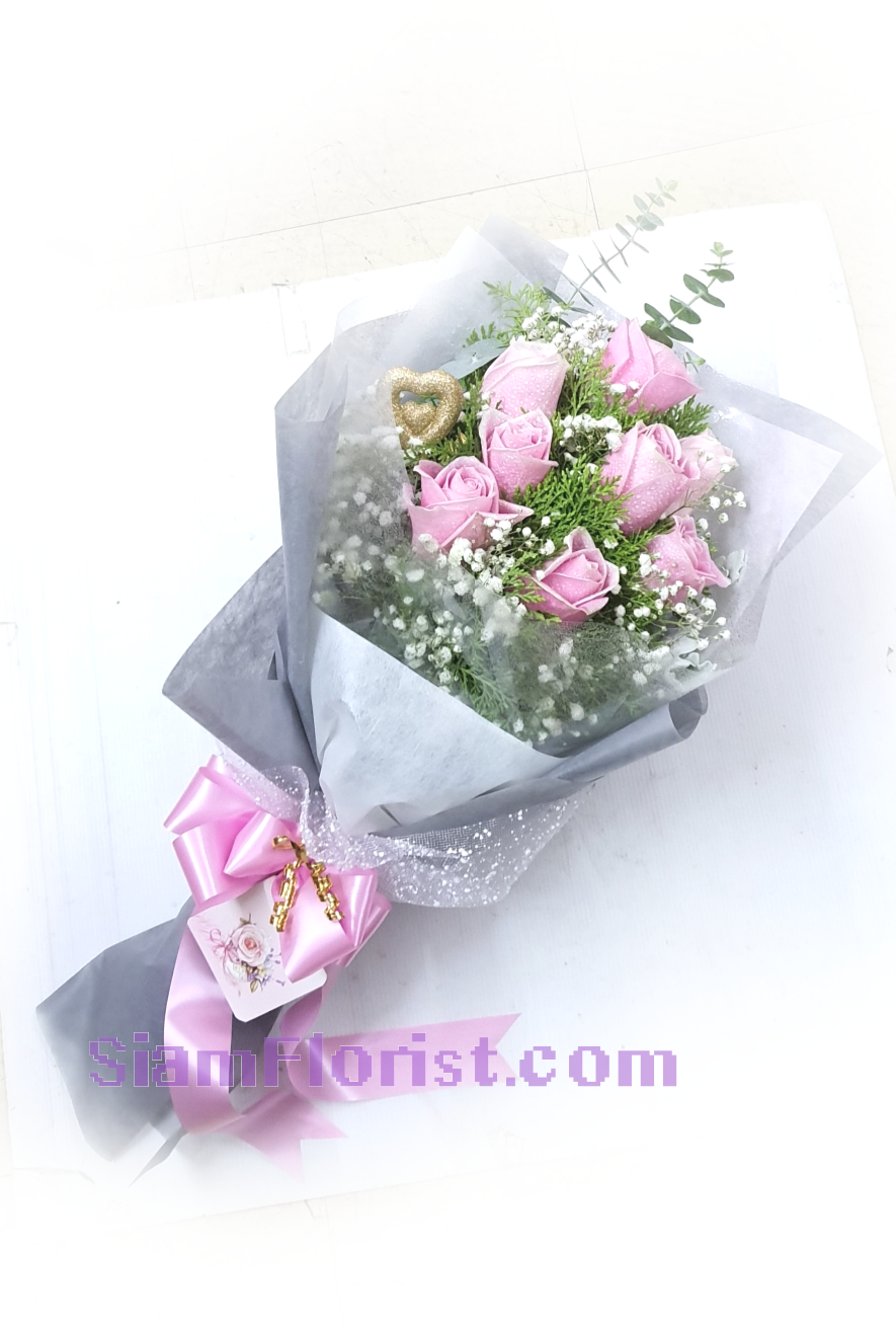 01843RO Bouquet of Roses