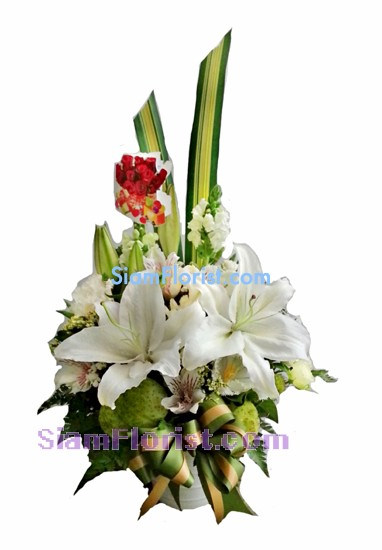 2394  Vase of Flowers  click for detail