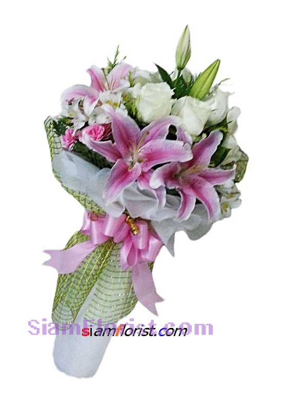 2345  Bouquet of Mixed Flowers Click for detail