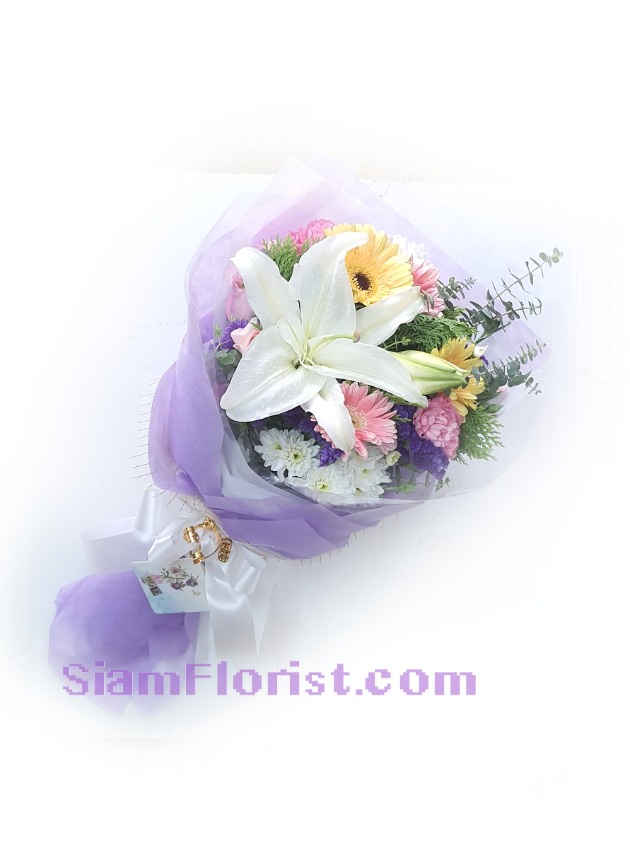 01806 Bouquet of Mixed Flowers