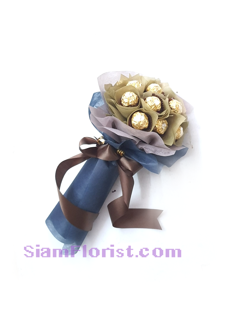 01849 Chocolate Bouquet Click for detail