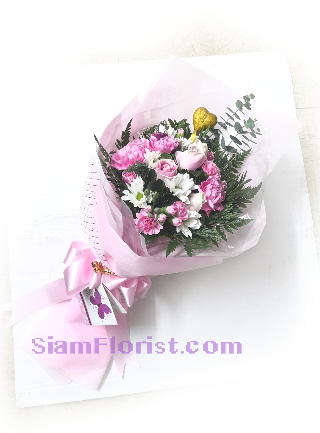01886 Bouquet of Mixed Flowers