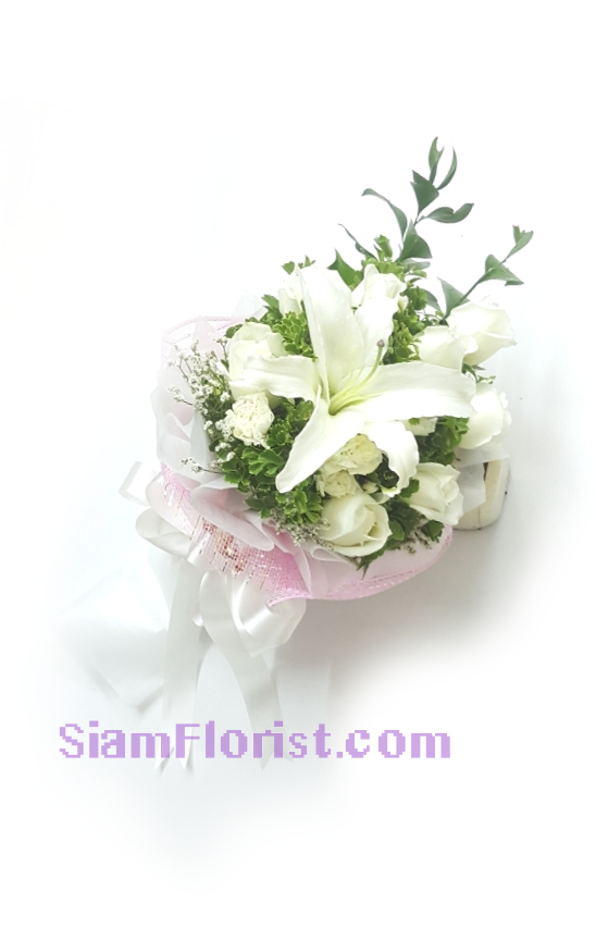 1127 Bouquet of Mixed Flowers..click for detail