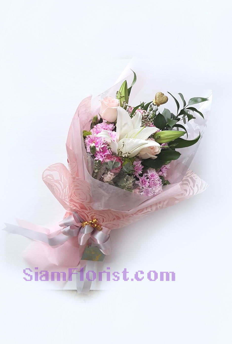 01777na Bouquet of Mixed Flowers  Click for detail