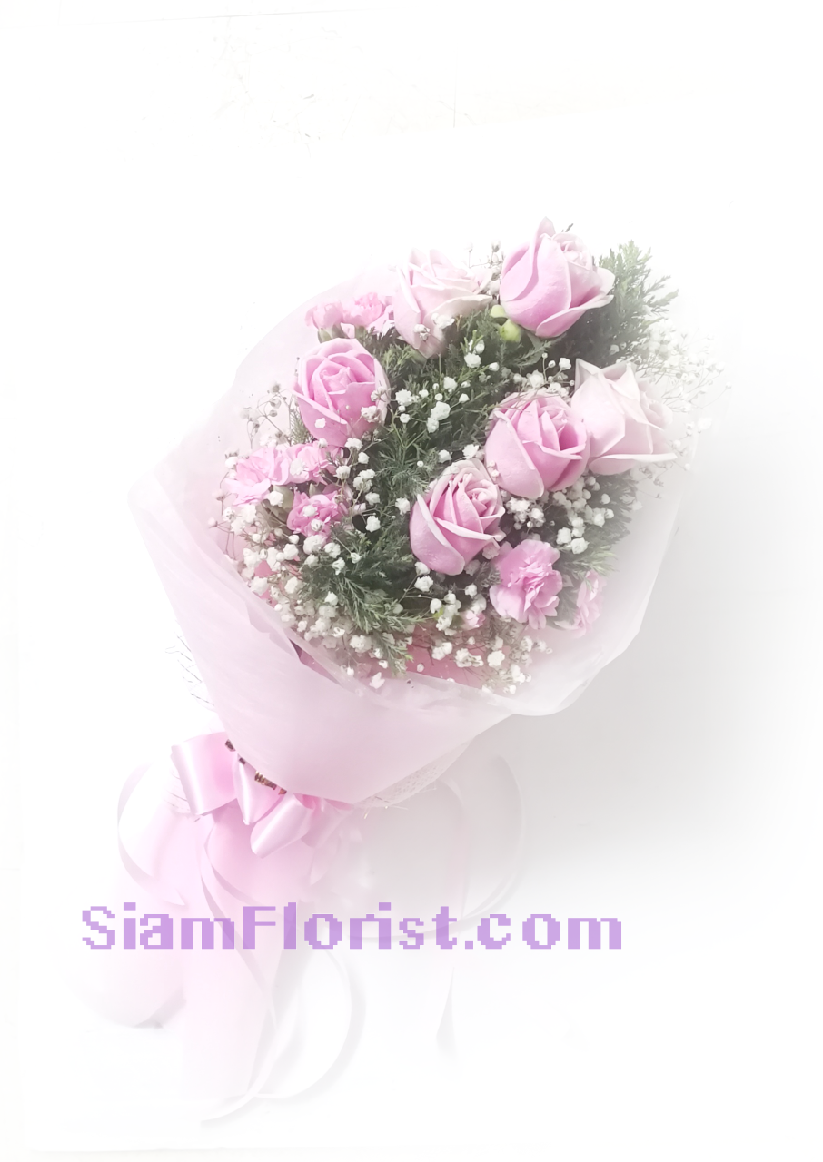 01893 Bouquet of Mixed Flowers
