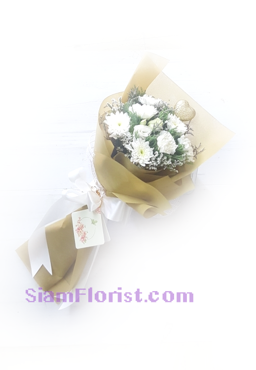 1203 Bouquet of Mixed Flowers