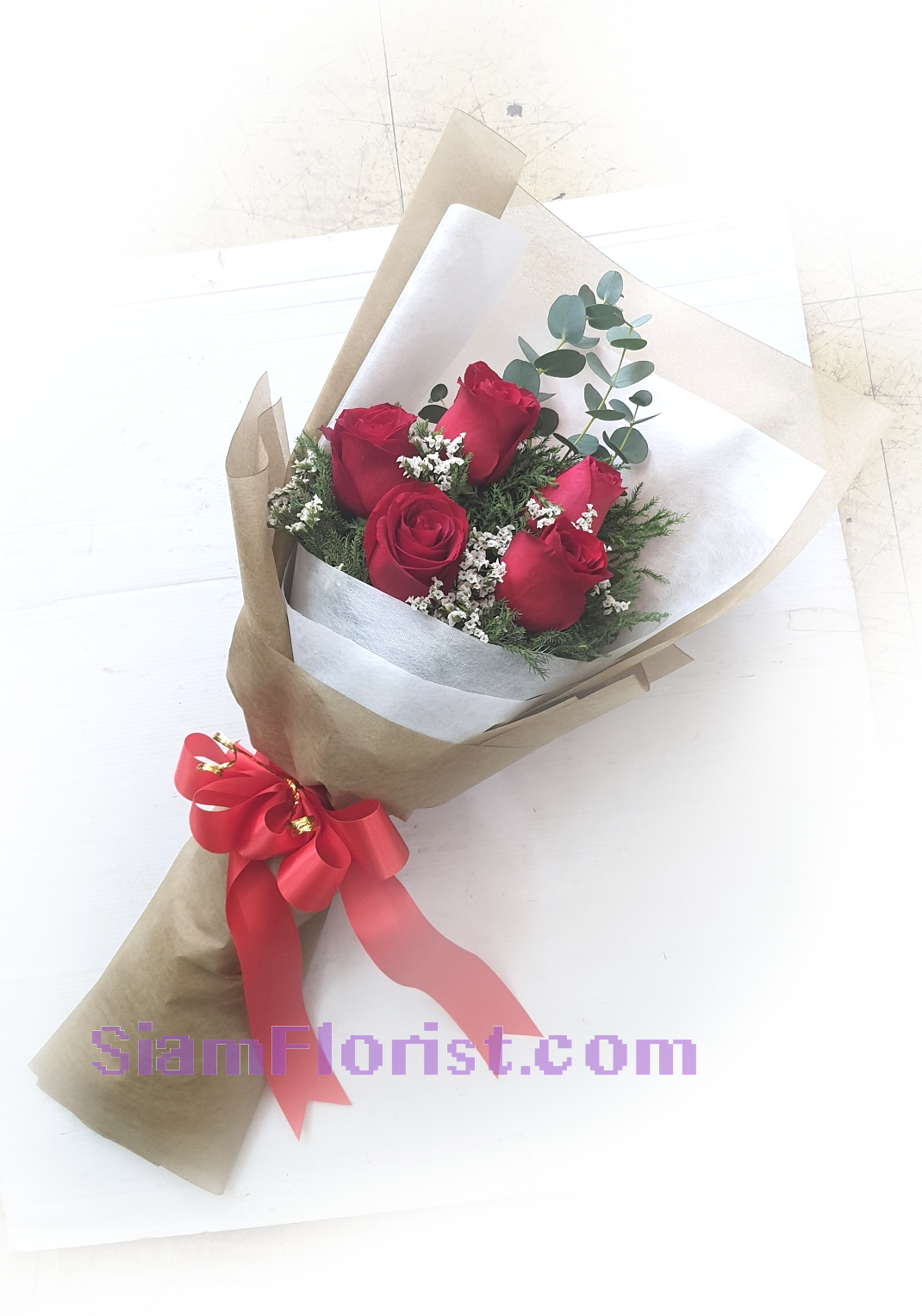 01875RO Bouquet of Roses
