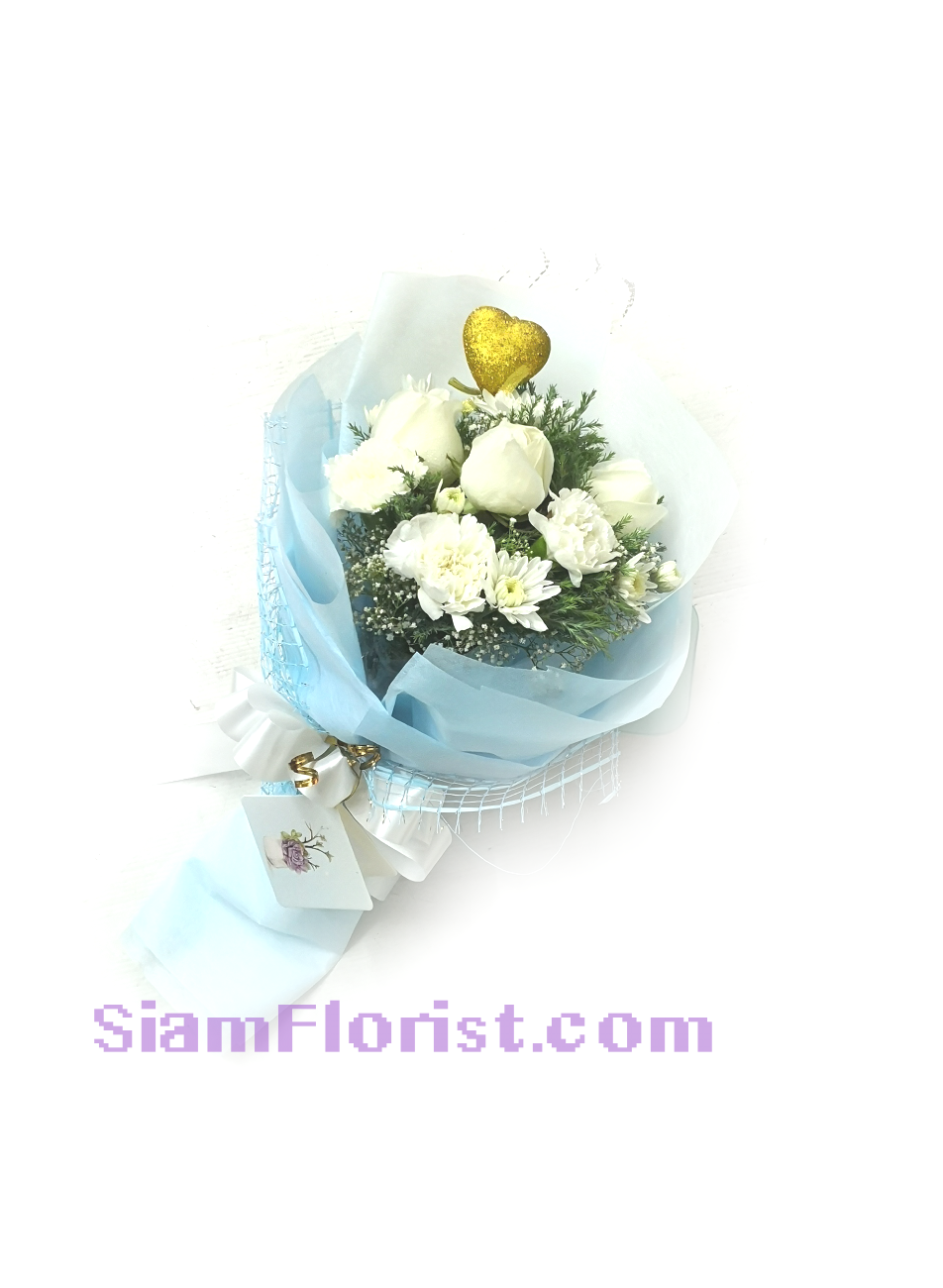 01935 Bouquet of Mixed Flowers
