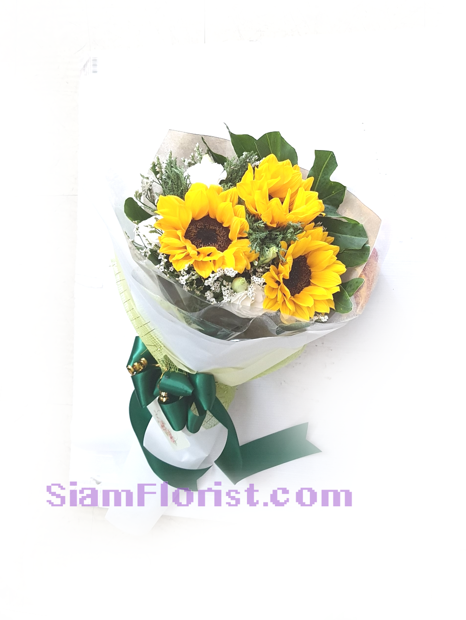 SUN1070 Bouquet of SunFlowers