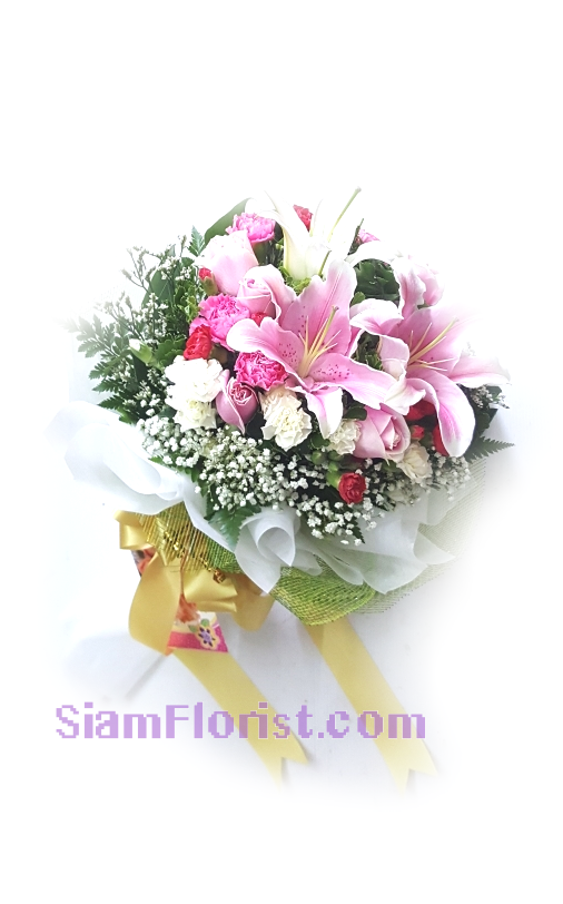 1125 Bouquet of Mixed Flowers..click for detail