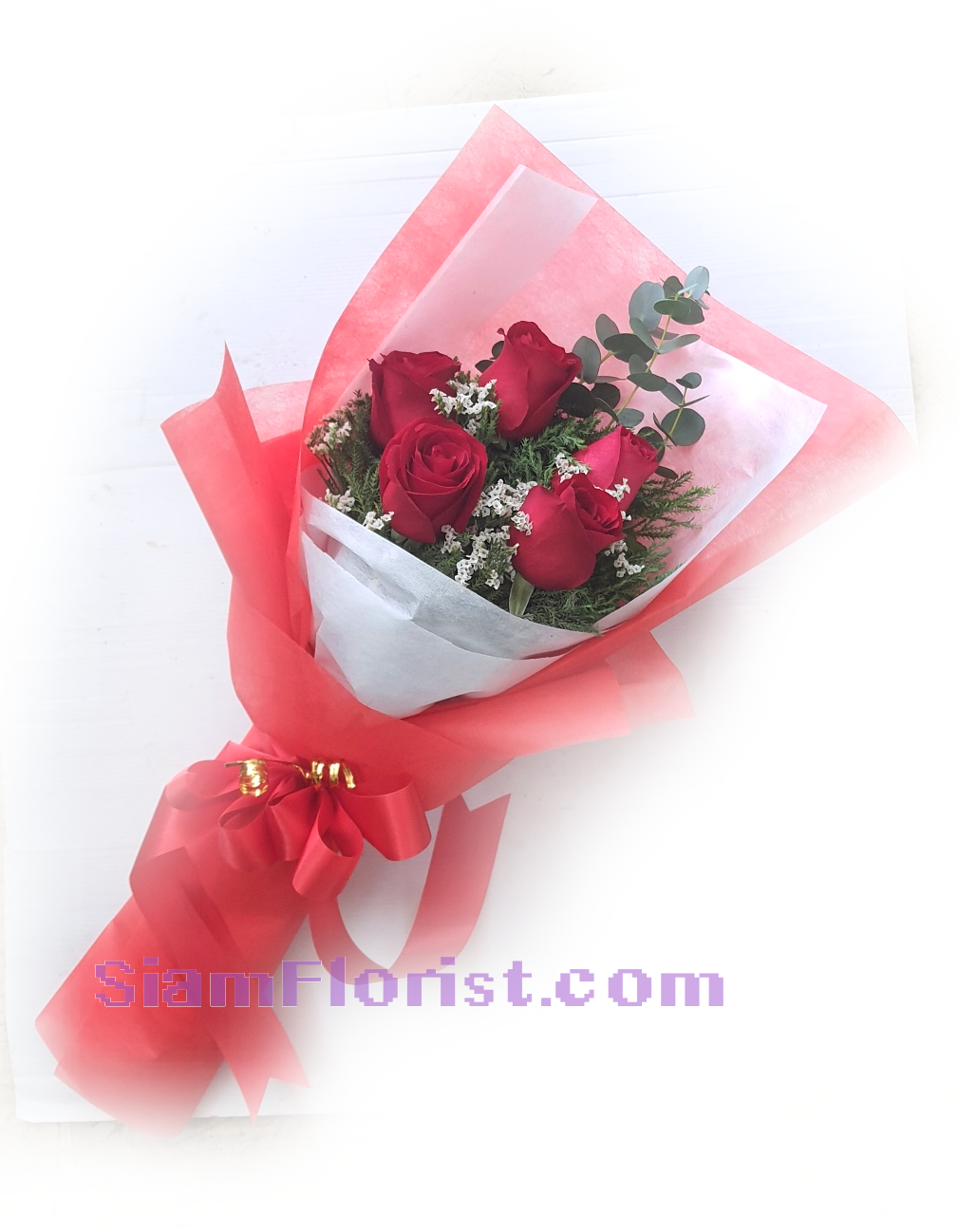 01877RO Bouquet of Roses