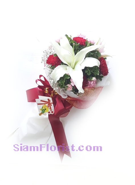 1116 Bouquet of Mixed Flowers..click for detail