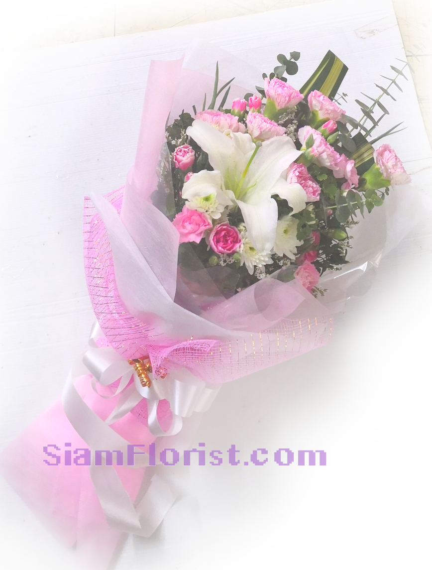 01908 Bouquet of Mixed Flowers