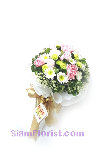 1134. Bouquet of Mixed Flowers..click for detail