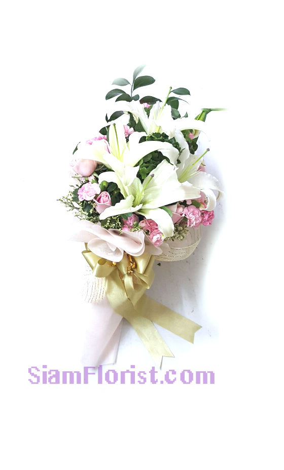 2529  Bouquet of Mixed Flowers Click for detail
