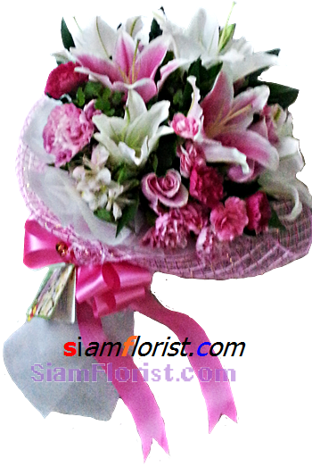 2367  Bouquet of Mixed Flowers  Click for detail
