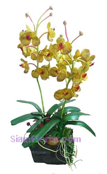 2292   Orchid  Artificial Flowers  start US$78