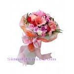 1024 Bouquet of Mixed Flowers