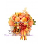 CH2388 Basket oranges for Chinese New Year click for detail