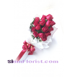 018452na Bouquet of Roses Click for detail