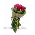2406na Bouquet of Roses Click for detail