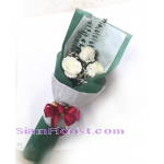 01883RO Bouquet of Roses