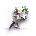 01805 Bouquet of Mixed Flowers
