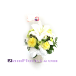 1080 Vase of Flowers. more detail click