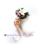 1036 Bouquet of Mixed Flower  Click for detail