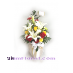 1100 Vase of Flowers. more detail click
