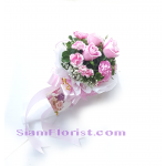 1109  Bouquet of Mixed Flowers..click for detail