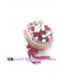 RR1161 Bouquet of  mixed flowers..click for detail