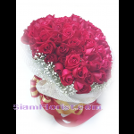 R2534  Bouquet of 99 Roses   click for detail