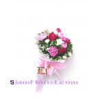1124. Bouquet of Mixed Flowers..click for detail