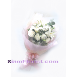 01769na Bouquet of Mixed Flowers  Click for detail