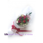 1187 Bouquet of Flowers. more detail click