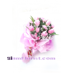TL2547   Bouquet of Tulips more detail click