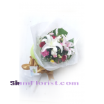 1186 Bouquet of Flowers. more detail click