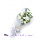 01846n  Bouquet of Mixed Flowers