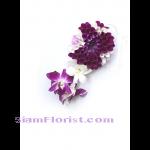 01789ga Orchids Garland