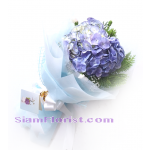 01885 HG Bouquet of  Hydrangeas