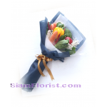 01865VE Have Nice Day Bouquet of Vegetable