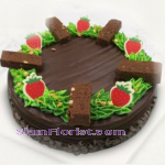 4069CAKE Chocolate Fudge Cake