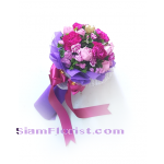 1114  Bouquet of Mixed Flowers..click for detail