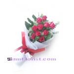 01985n of Bouquet of Red Roses