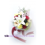 1191 Bouquet of Flowers. more detail click