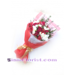 01851n  Bouquet of Mixed Flowers