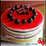 4100 Berry Chocky Cake